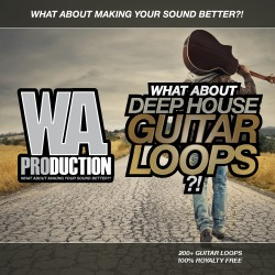 What About: Deep House Guitar